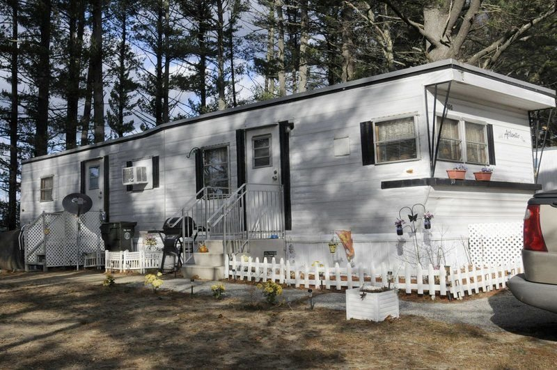 Federal rule forces NH mobile home renters out   New Hampshire ... on