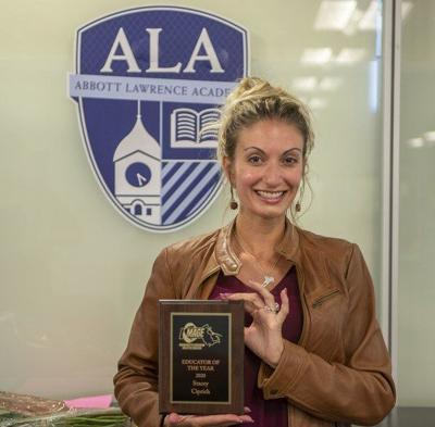 Abbott Lawrence Academyprincipal honored by gifted educators