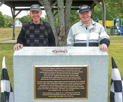Pines Speedway honor
