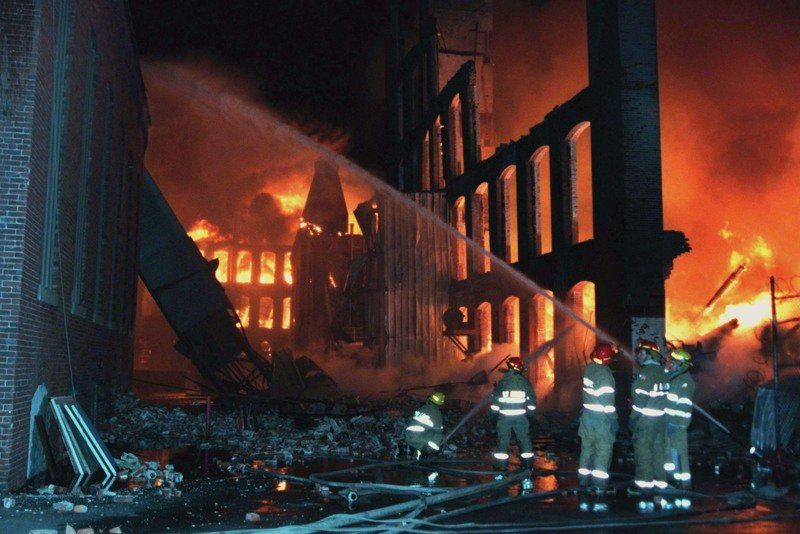 Remembering the Malden Mills fire: 'A terrible night'