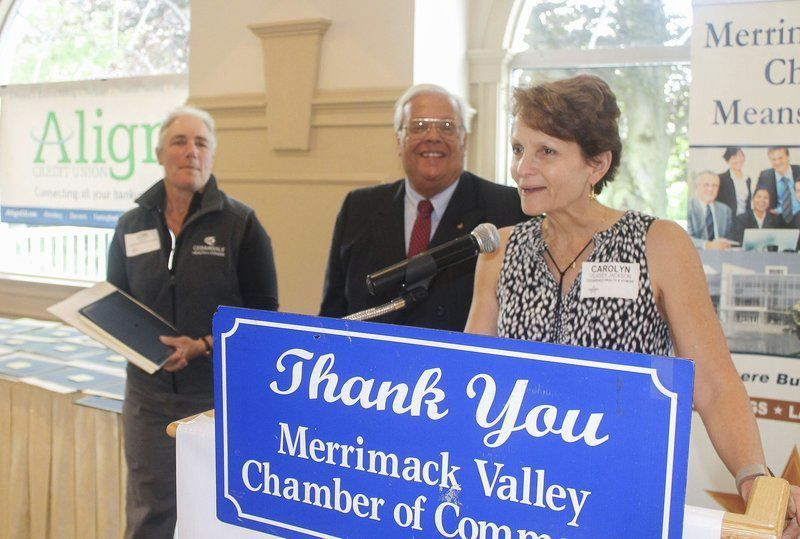 Merrimack Valley Chamber honors small businesses