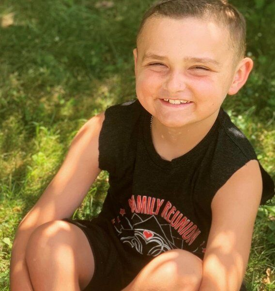 Salem boy turns 10, gets to thank stem cell donor