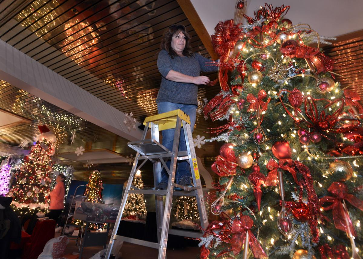 Lighting up the holidays; Methuen Festival of Trees a Valley ...