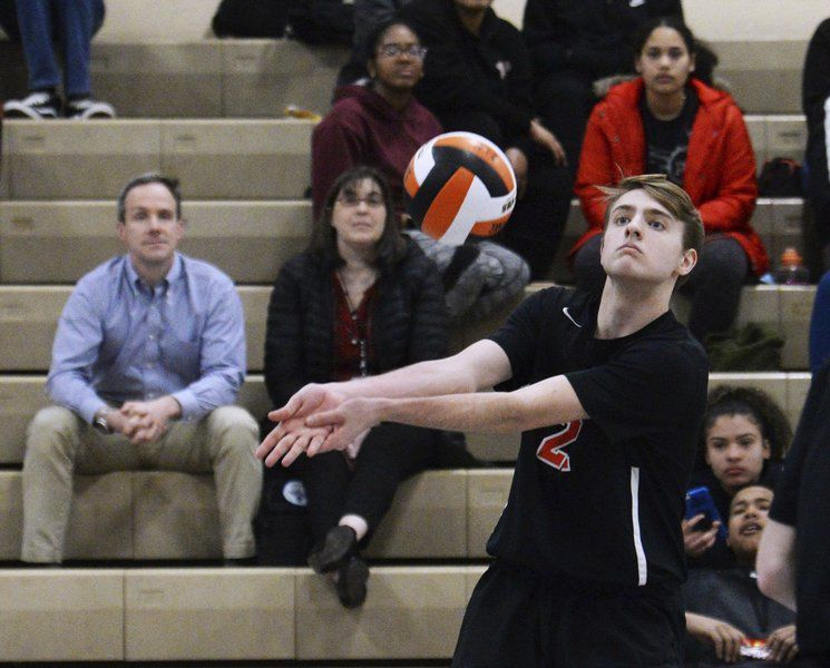 Hometown Sports: Photos of Greater Lawrence and North Andover volleyball