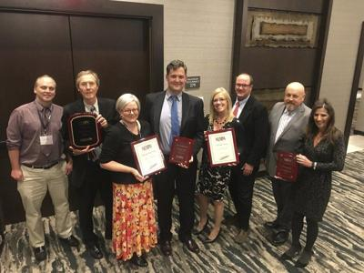 Eagle-Tribune honored for gas disaster, sex assault coverage