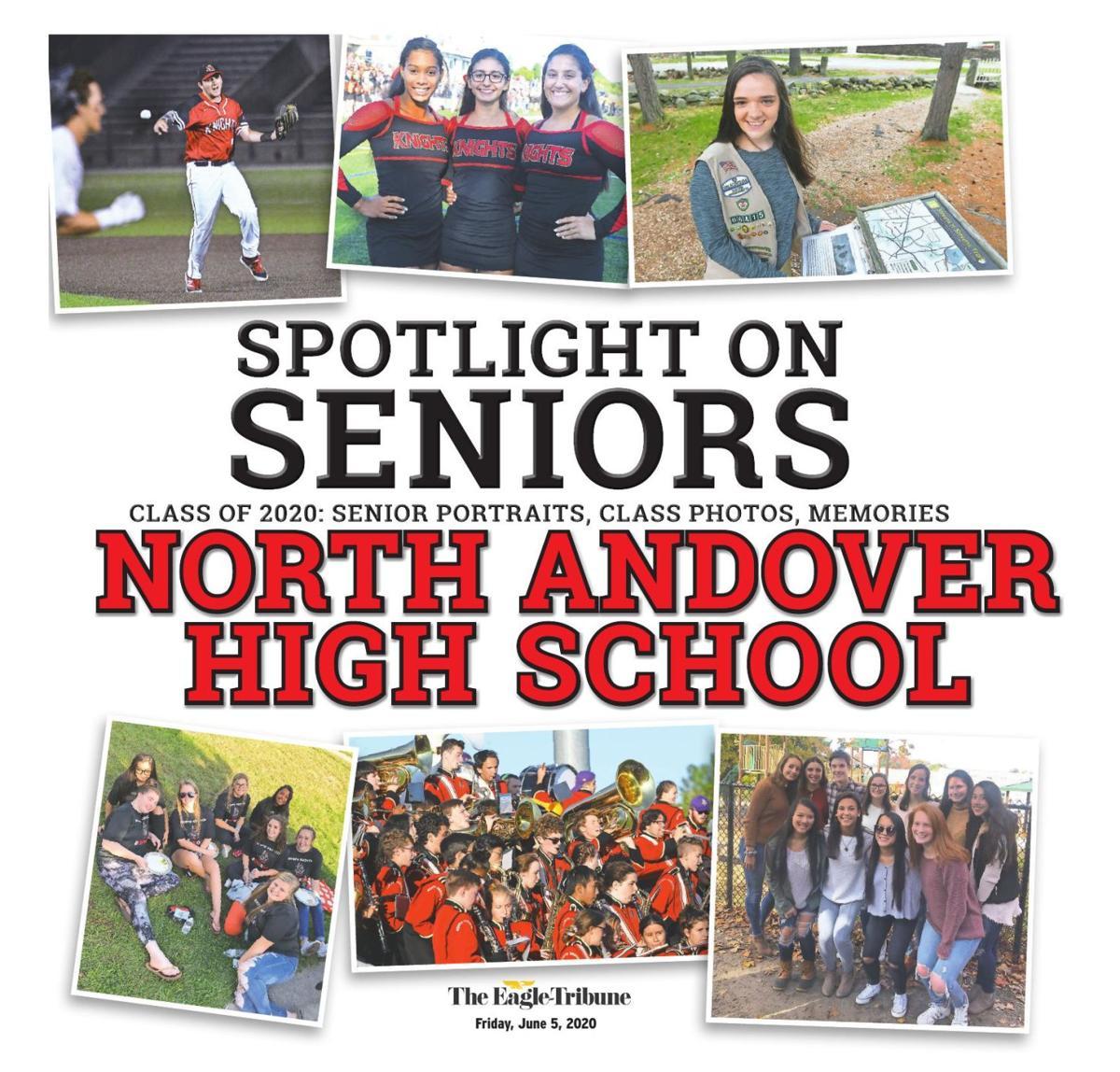 Spotlight on Seniors: North Andover High School