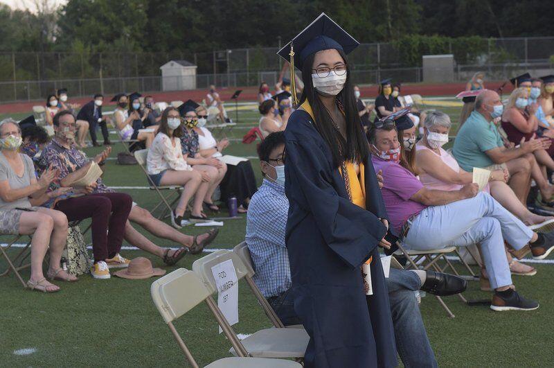 Andover High grads celebrate in spite of coronavirus