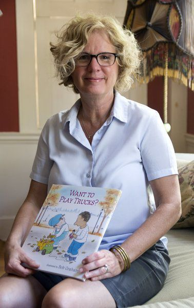 cheap seats author to discuss picture book inspired by local