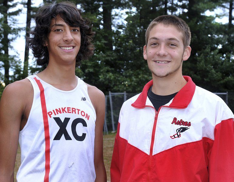 Area Track and Field Honor Roll: Howes sets record, Naveed among all-time leaders