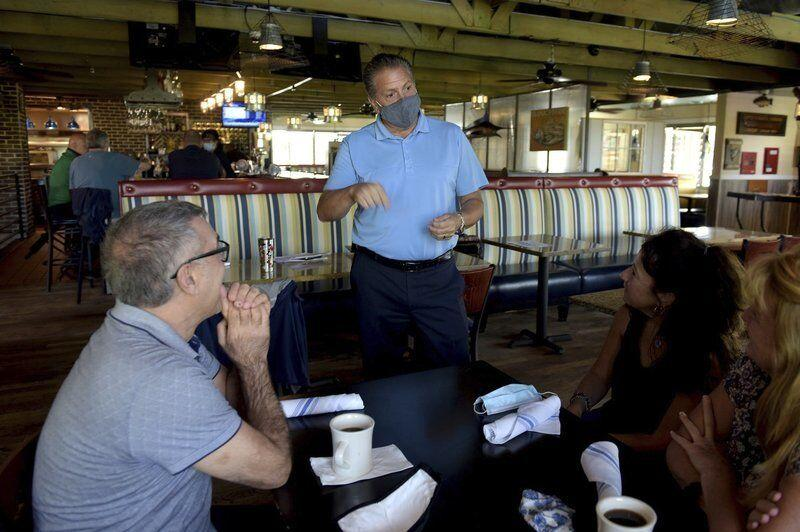 Four restaurants and a pandemic: One businessman's story of working through the crisis