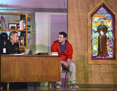 Halted during pandemic, live theater returns