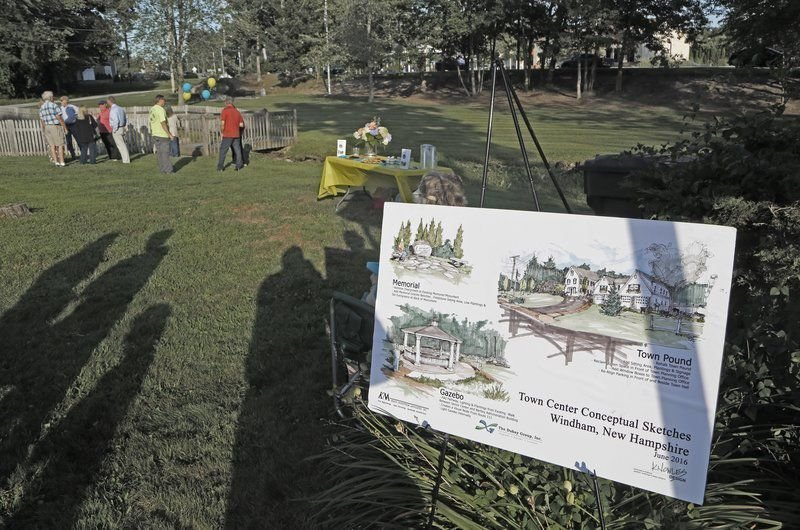 Bridge project part of Town Common beautification