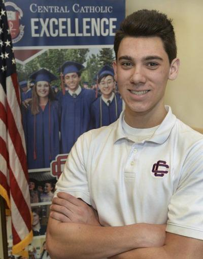 Central Catholic senior headed for Air Force Academy