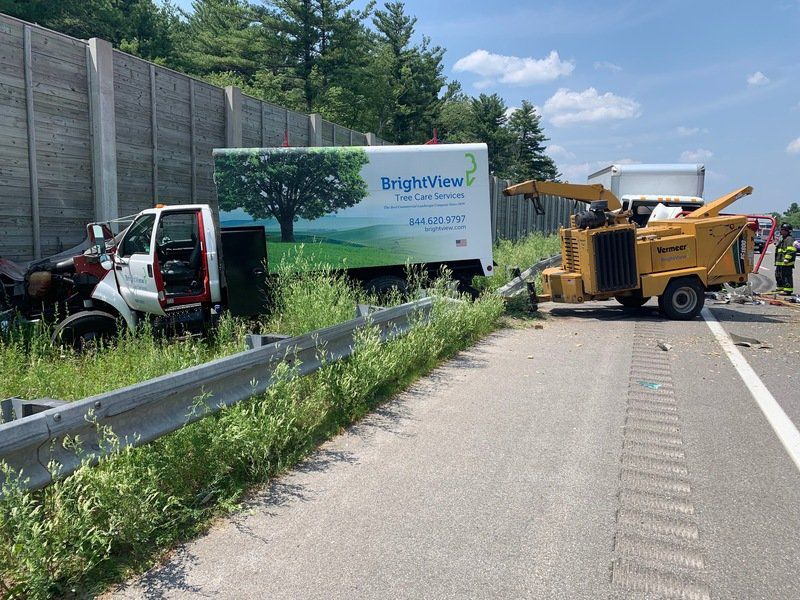 State police say 'mechanical issue' was a factor in I-93 crash in Salem