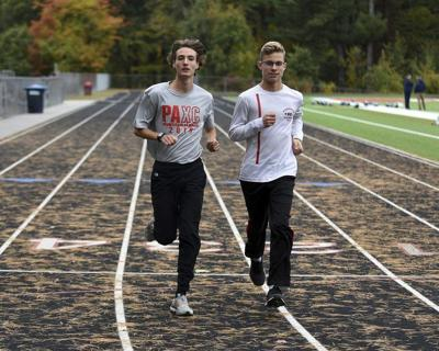 New England Cross Country: Pinkerton sophomore Brennan shines