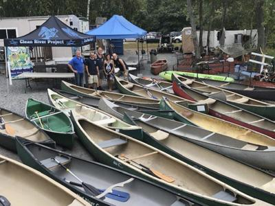 Region in a Minute: Kayak and canoe scavenger hunt is Saturday