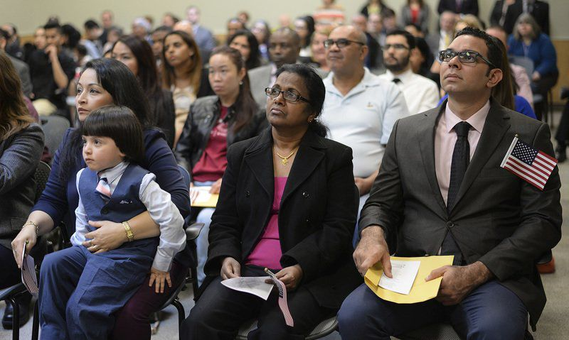 It's a great day' for new citizens | News | eagletribune com