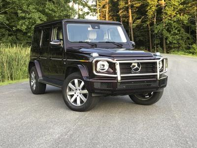 Mercedes G-Class updates old-style luxury