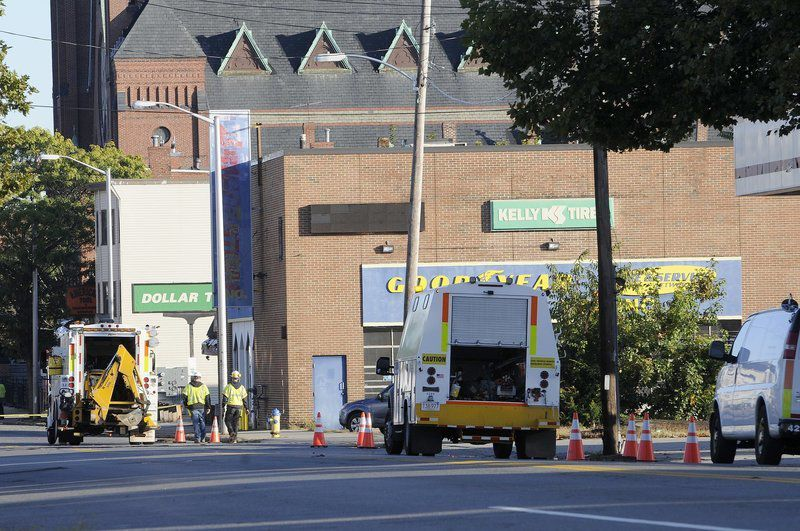 Residents cleared to go home after gas leak