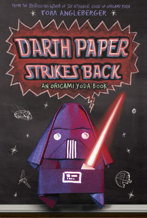For Young Readers Oragami Yoda And Darth Paper Lifestyle