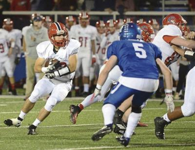 MVC Football: Pereira (4 TDs), Kassis lead Central over Lowell