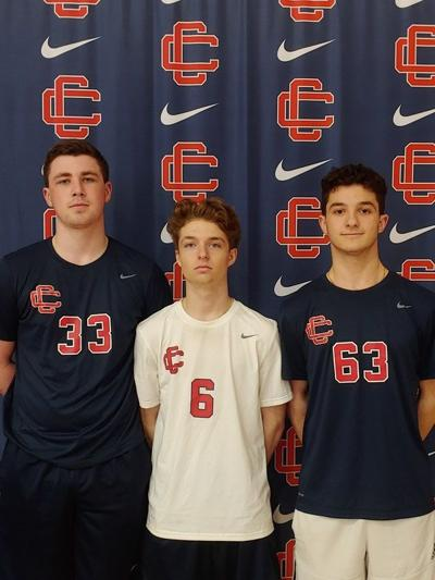 Commonwealth Motors Captains Corner:Central Catholic Volleyball