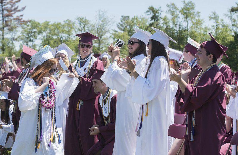 Timberlane bids farewell to 276 seniors
