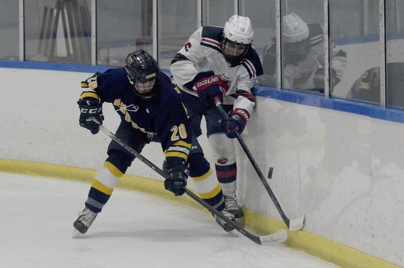 Andover overcomes two-goal deficit to beat archrival Central Catholic