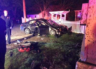 Man to face list of charges after weekend crash | Merrimack