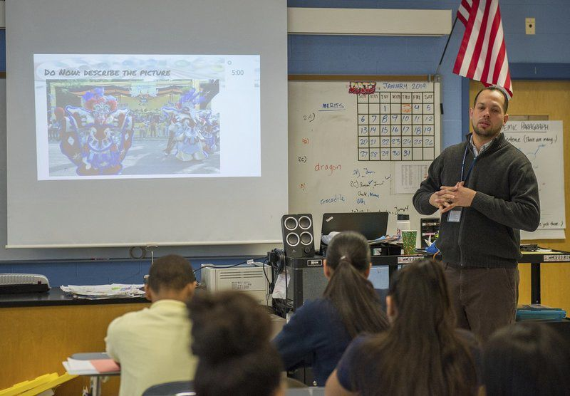 Learning from tragedy: Teacher crafts lesson plan from gas disaster