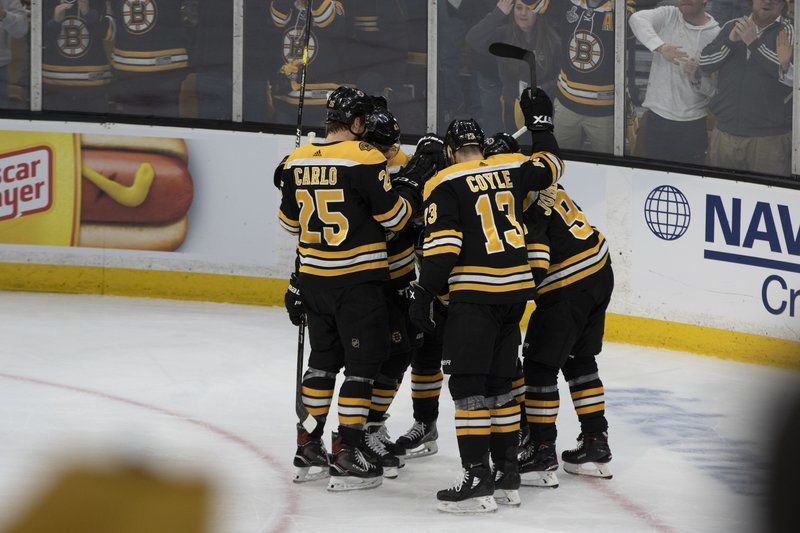 Will it be a lucky 7?: Bruins, Blues ready to cap great series with a classic finale