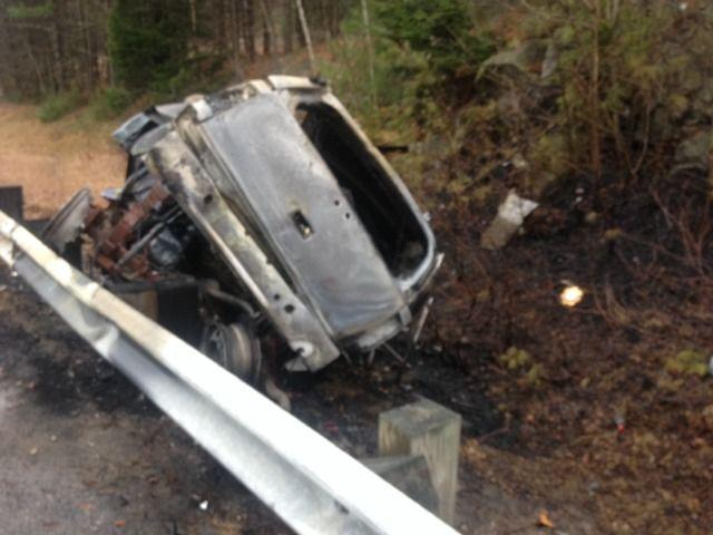 Driver killed on I-89 when SUV rolls, catches fire | News