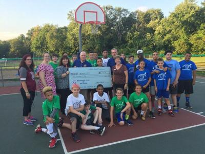YMCA basketball league gives kids a reason to get outside