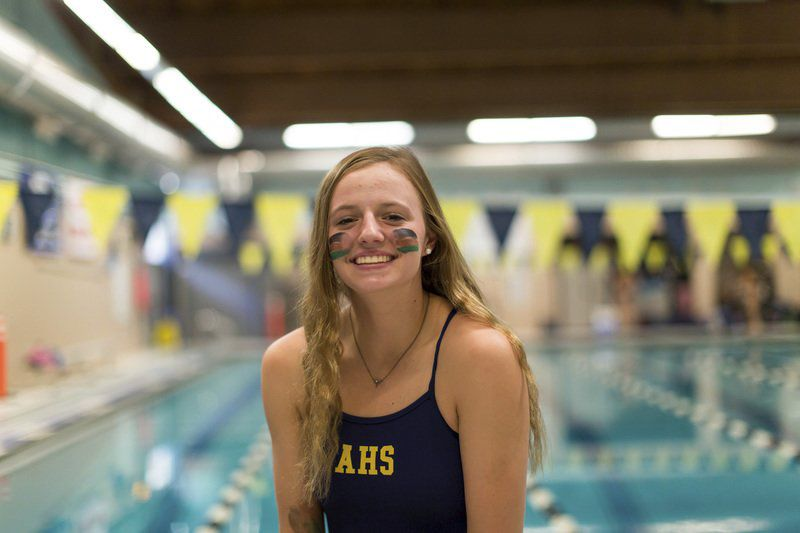 2017 Eagle-Tribune Swim All-Stars