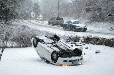 Snow leads to many accidents in NH | Local News