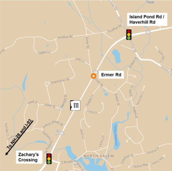 DOT: Traffic signal not needed at Ermer Road intersection in Salem