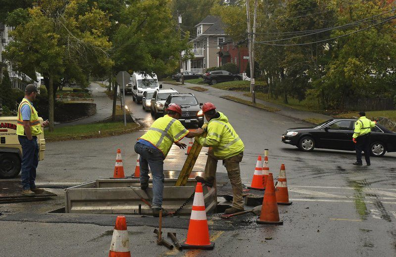 Columbia Gas, towns disagree on road repairs