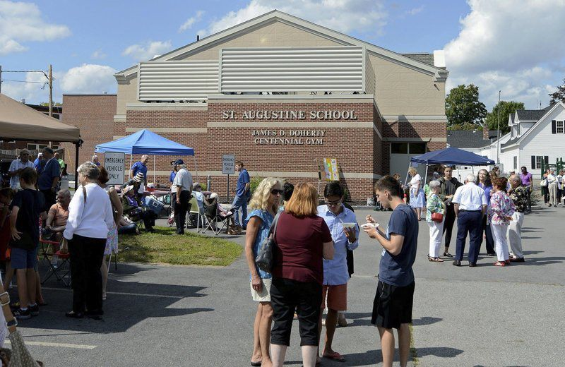 St Augustine Parish Celebrates 150 Years Merrimack Valley