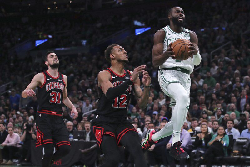 Five takeaways from Celtics' win over Bulls