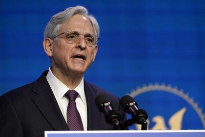 Garland in line to be next AG