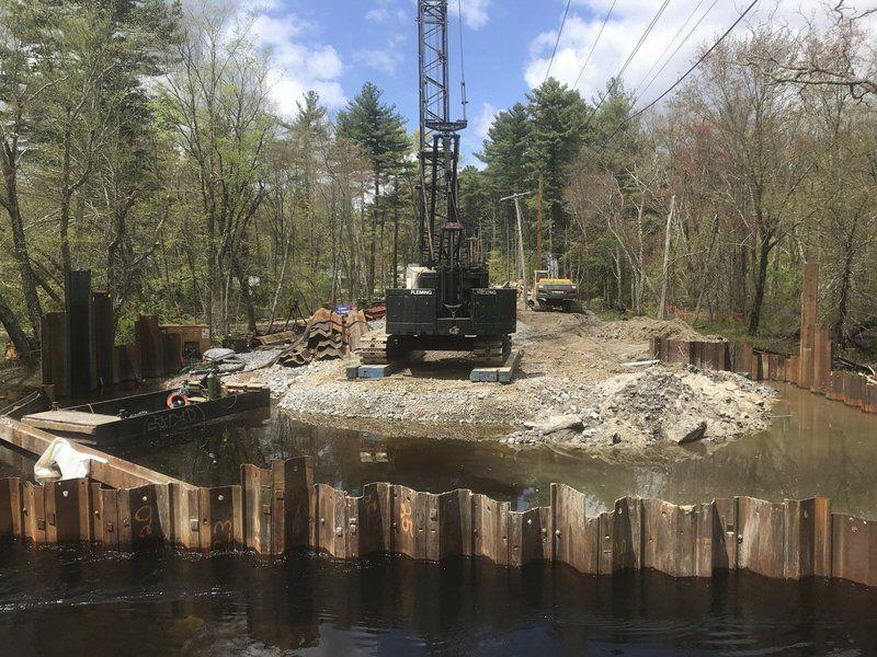 Pelham rejoices as bridge re-opens