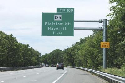 Pick a number: Highway exit numbers changed