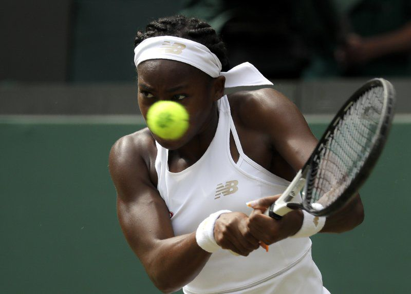Coco Gauff thinking about Wimbledon next year; Tuesday's quarterfinal results