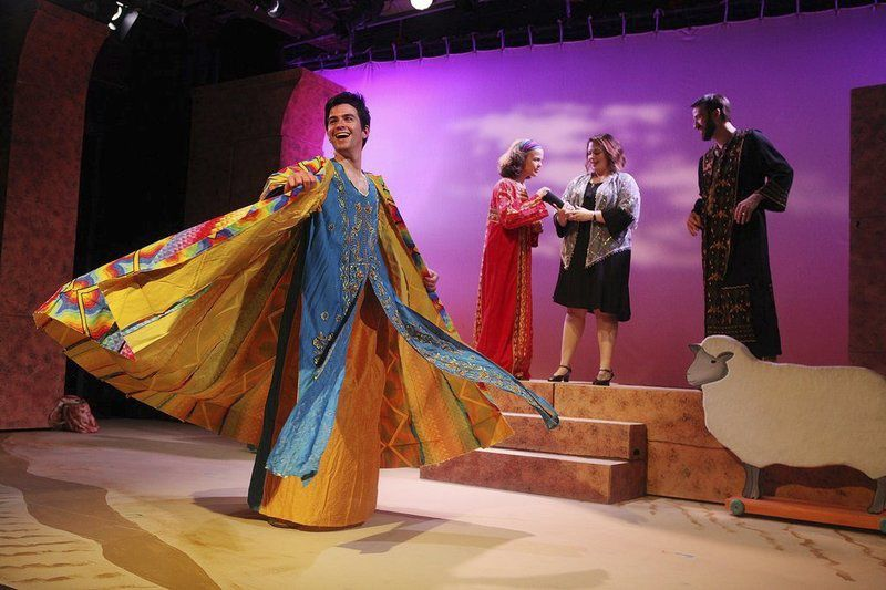 A vibrant story: North Shore actors star in 'Joseph and the Amazing Technicolor Dreamcoat'
