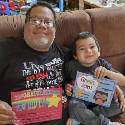 Column: A father's two worlds intersect on the autism spectrum
