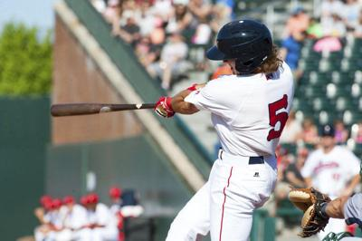 Moves like Jagger: Sox prospect Jagger Rusconi looking to deliver hits for Lowell Spinners