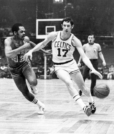 bedc43a70 Celtic great Havlicek remembered as one of best NBA players ever ...