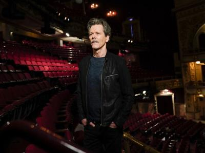 Kevin Bacon brings music back to venues for charity concert