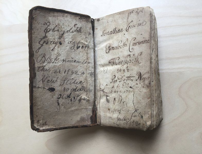 'The Witch Book' set for auction