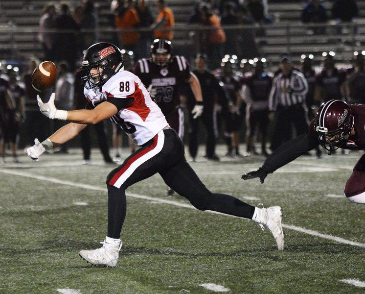 Knights survive: New QB Radulski delivers in clutch; defense holds on in final seconds
